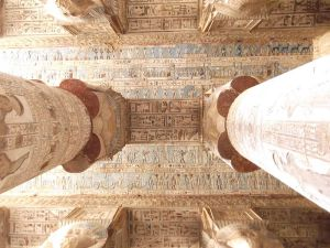 800px-Ceiling_of_Temple_of_Hathor