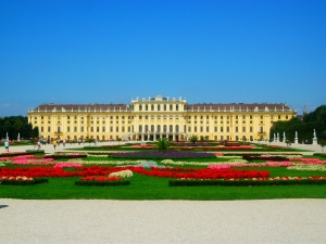Vienna, Violet Glenton, Travel Bloggers