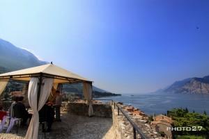 lake garda terrace